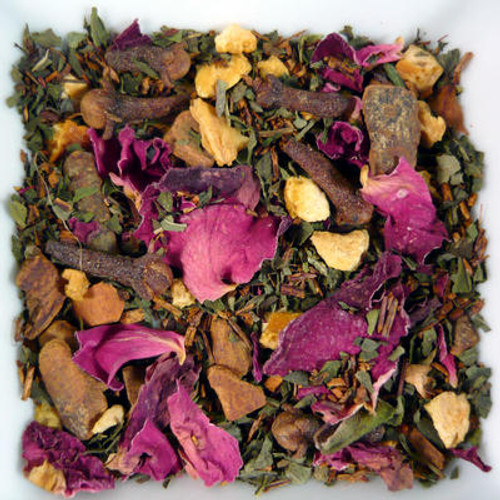 Organic Herbal Holiday Tea