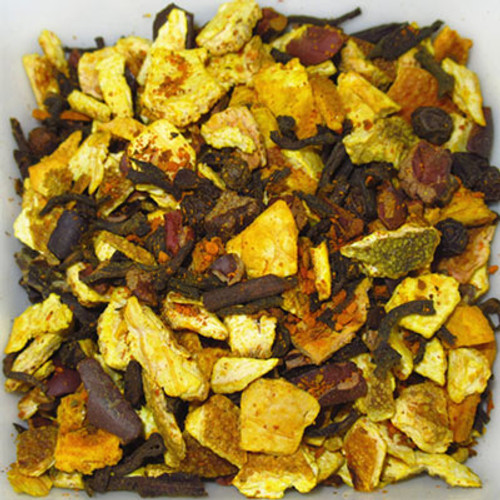 Organic Turmeric Truffle Black Tea