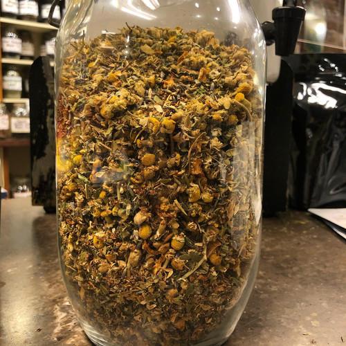 Lemon Passion Stress Relief Herbal Tea