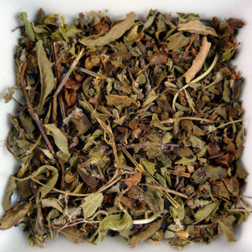 Organic Tulsi Herbal Blend (Pep, Cin, Lem, Ginger)