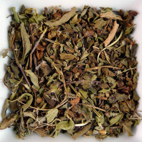 Organic Tulsi Herbal Blend (Pep, Cin, Lem, Ginger)