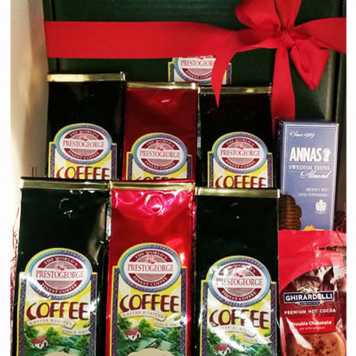 Mild Coffee Lovers' Gift Box - 6 Coffees