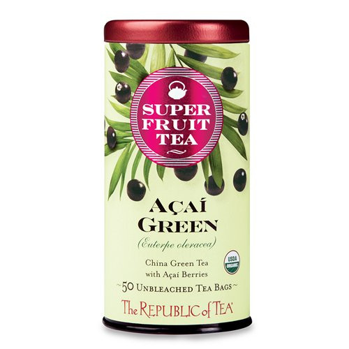 Republic Acai Superfruit Green Tea Bags 50ct.