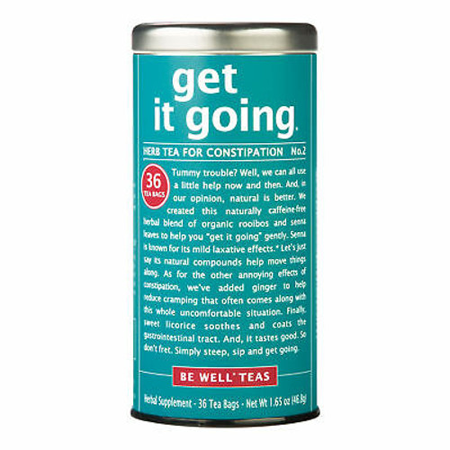 Republic Get it Going® Herb Tea for Constipation Tea Bags 36ct.