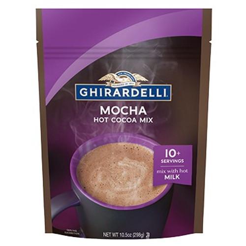 Ghirardelli Premium Hot Cocoa- Mocha 10.5oz.