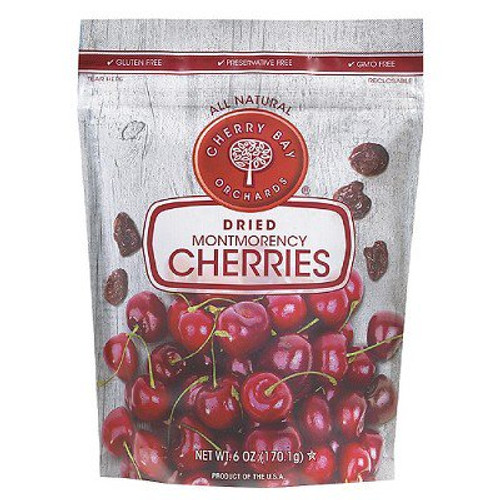 Cherry Bay Orchards Dried Montmorency Cherries