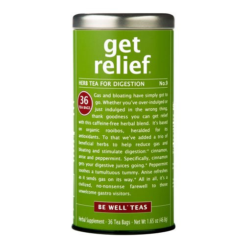Republic Get Relief® Herb Tea for Digestion Tea Bags 36ct.