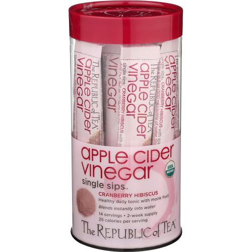 Republic Organic Apple Cider Vinegar Single Sips® 14ct.
