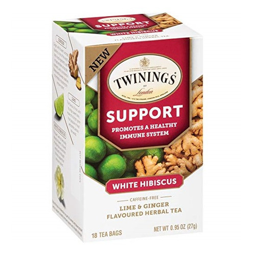 Twinings Support Tea Bags 18ct.