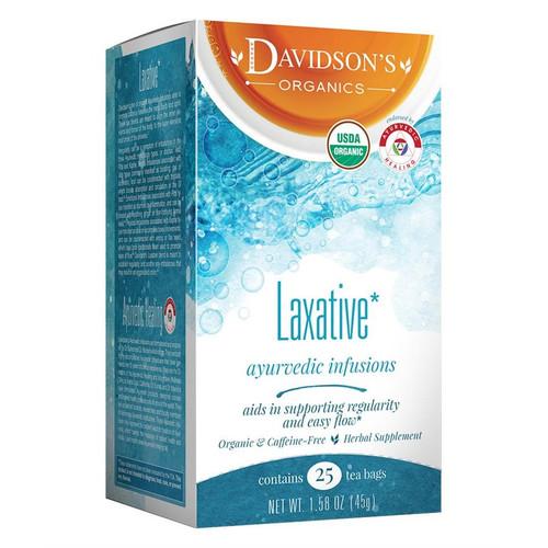 Davidson's Laxative Tea Bags 25ct.