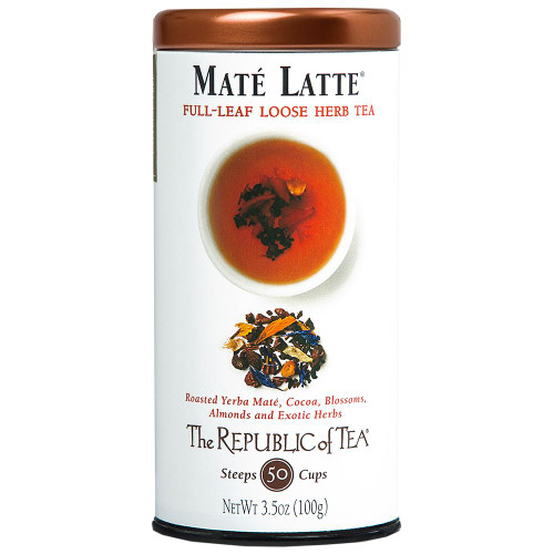 Republic Maté Latte® Full-Leaf Tea 50cups