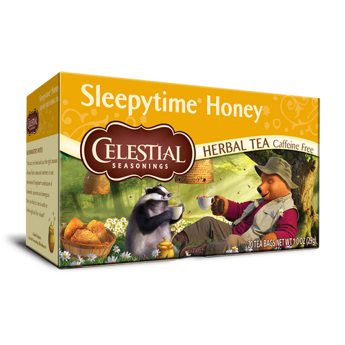 Celestial Seasonings Sleepytime Honey Tea Bags 20ct.