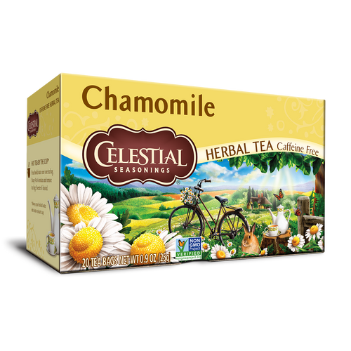 Celestial Seasonings Chamomile Tea Bags 20ct.