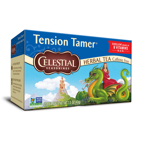 Celestial Seasonings Tension Tamer Tea Bags 20ct.