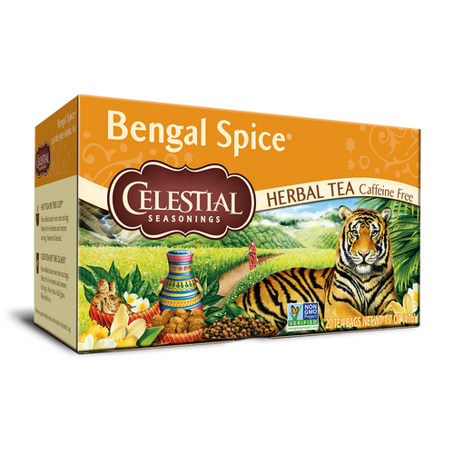 Celestial Seasonings Bengal Spice Tea Bags 20ct.