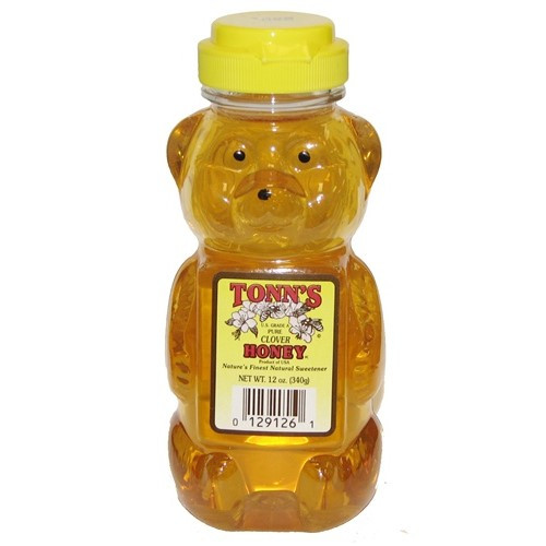 Clover Honey Bear 12oz.