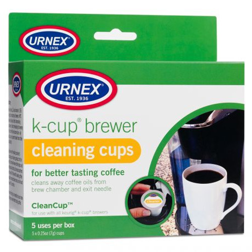 K-cup Brewer Cleaning Cups