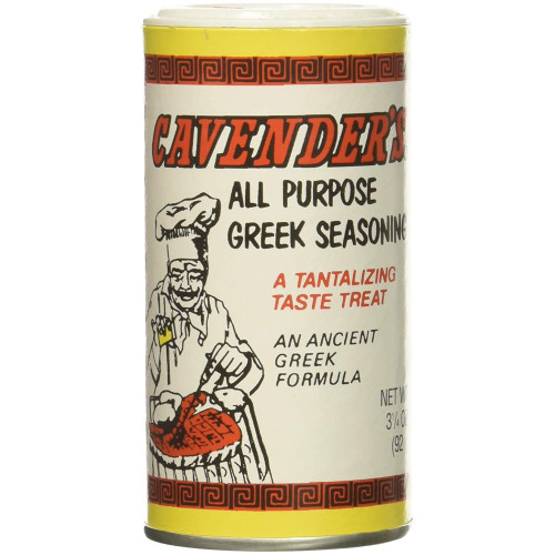 Cavender's Greek Seasoning 8oz.