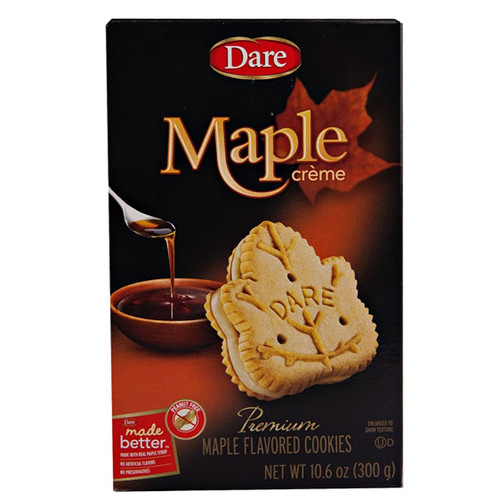 Dare Maple Crème Cookies 10.6oz