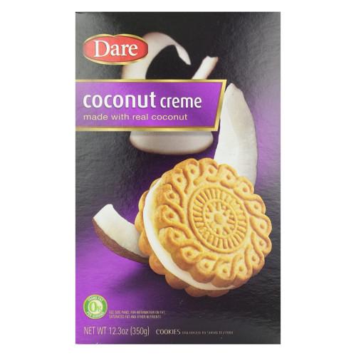 Dare Coconut Crème Cookies 10.6oz