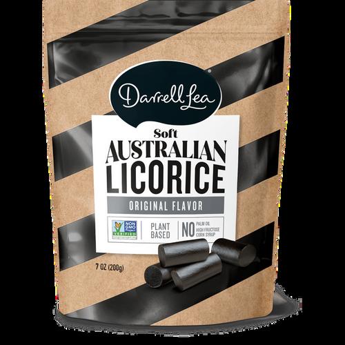Darrell Lea Original Licorice 7oz