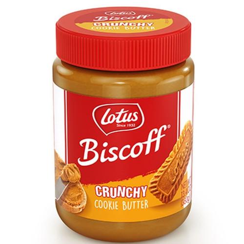 Biscoff Crunchy Cookie Butter