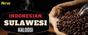 Indonesian Sulawesi Kalossi Coffee