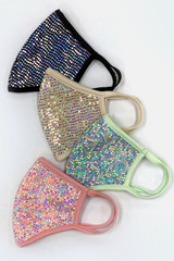On Sale - Sequin Mask