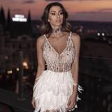 Dari Feather Dress