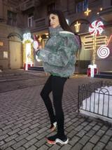 Glitter Puff Jacket