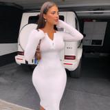 Dria Knit Dress