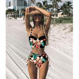 Black Tropics Bikini