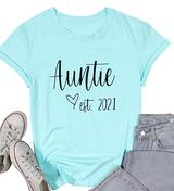 Auntie T Shirt