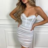 Sweetheart Runch Dress