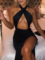 Twist it Dress