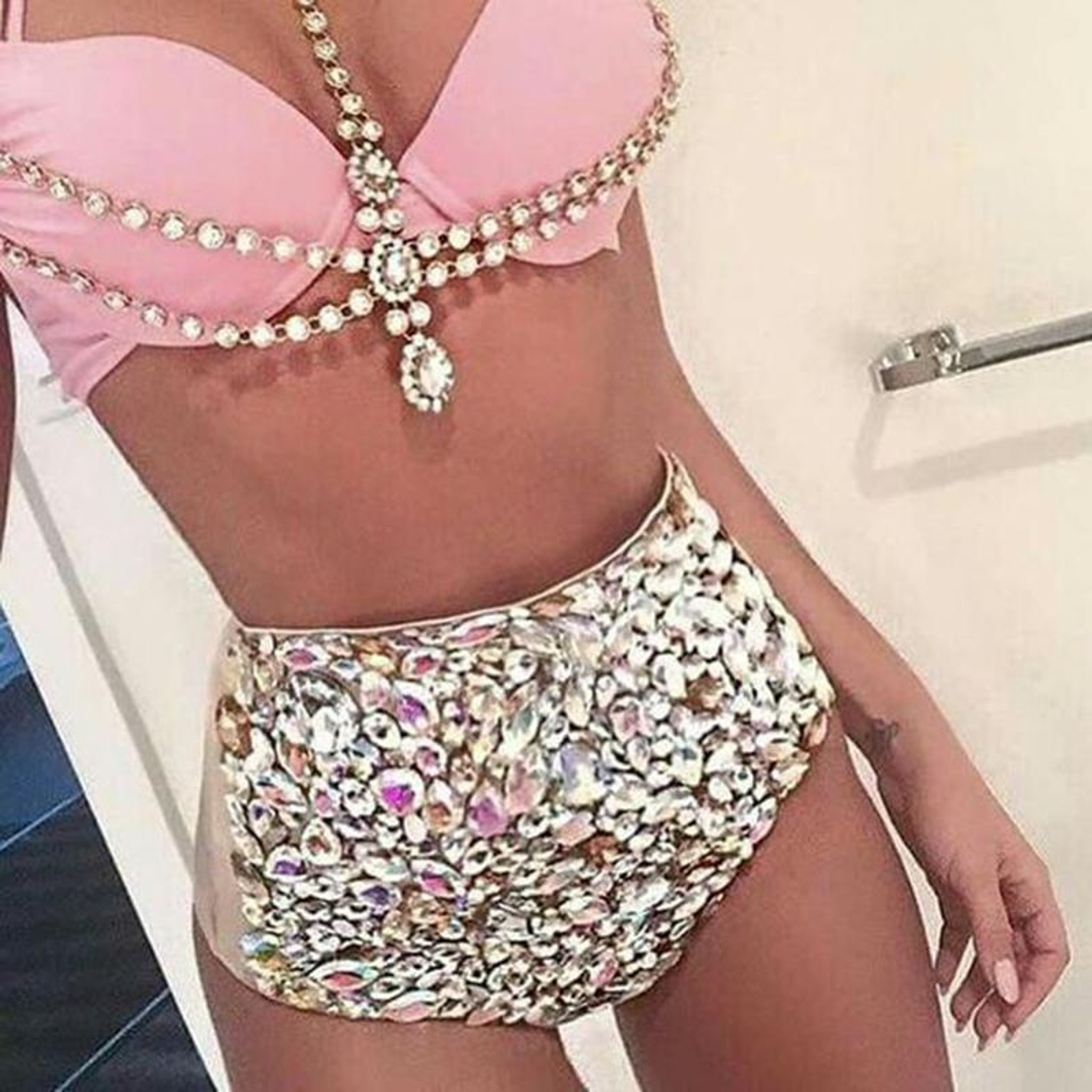 Bling Glam Bikini
