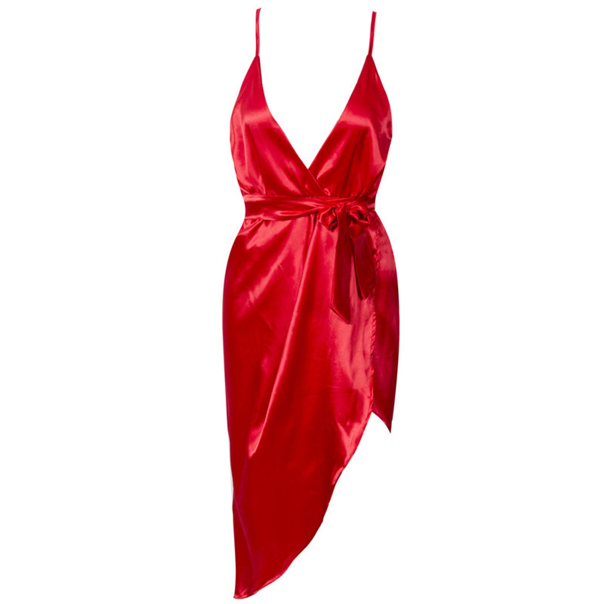 Tricia Wrap Dress