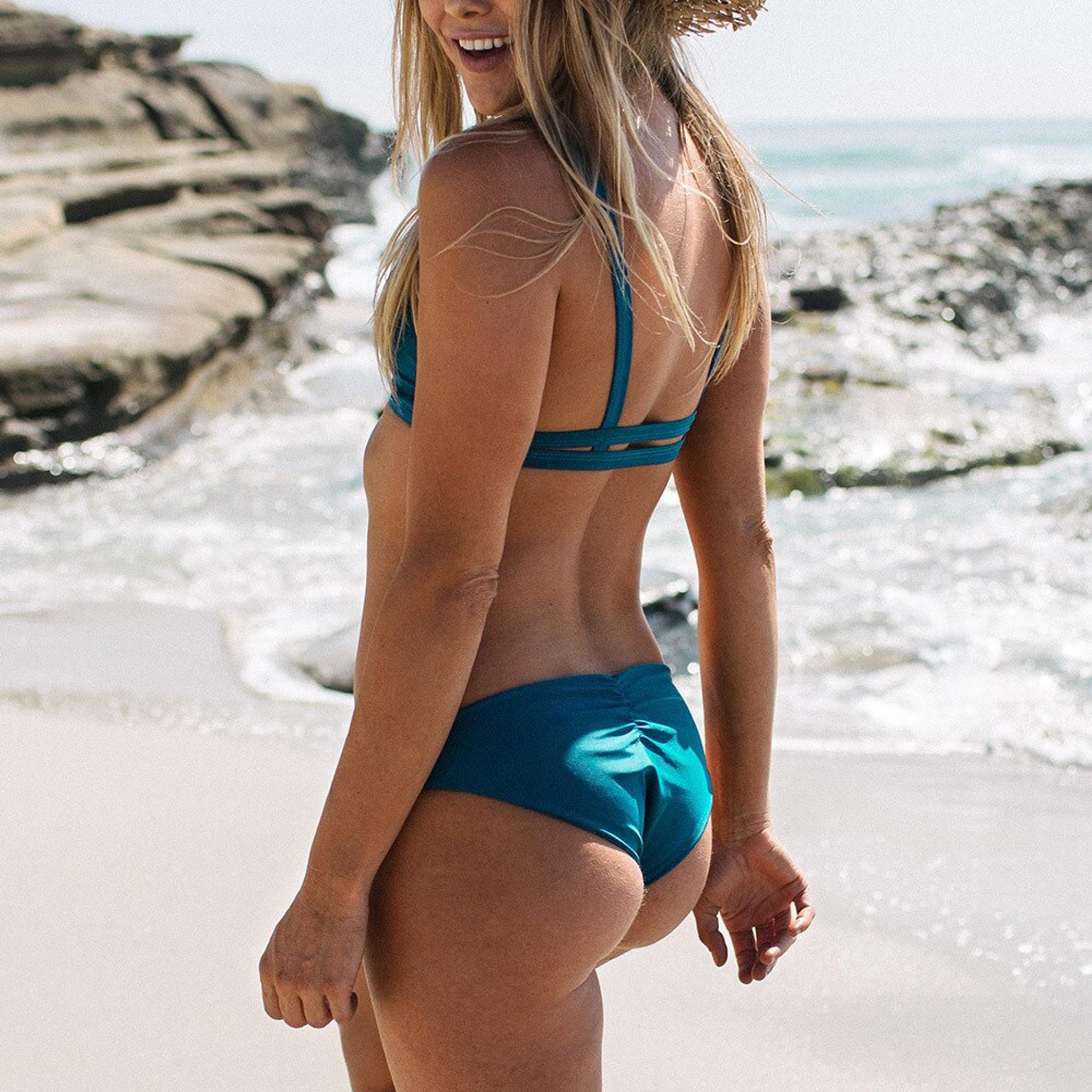 Ocean Blue Gracie Bikini