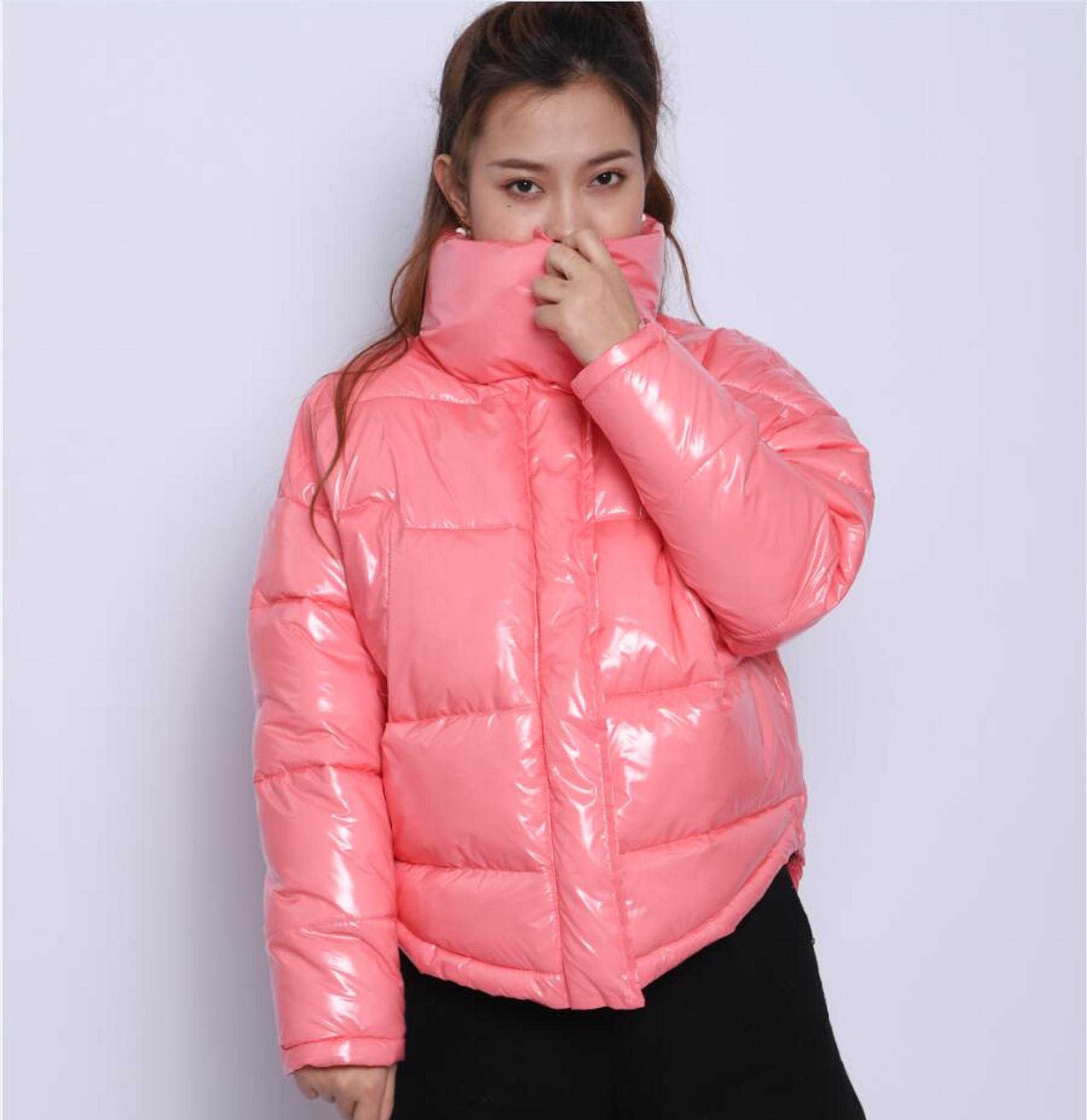 Bubblegum Pink Coat