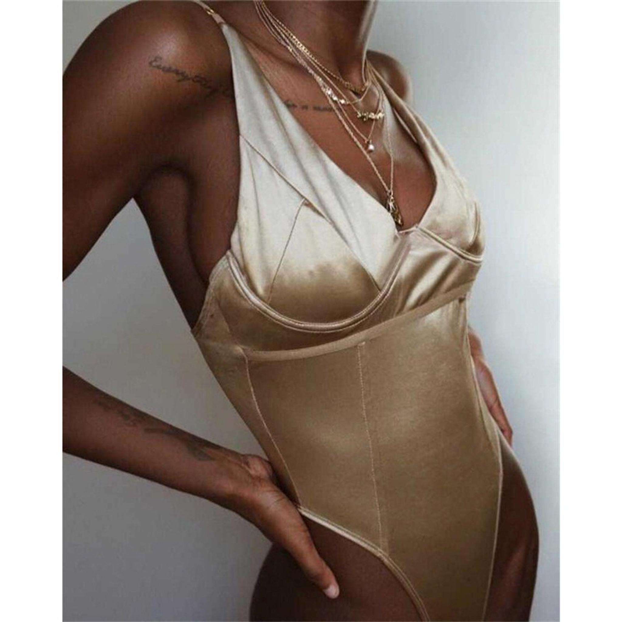 Champagne Bodysuit