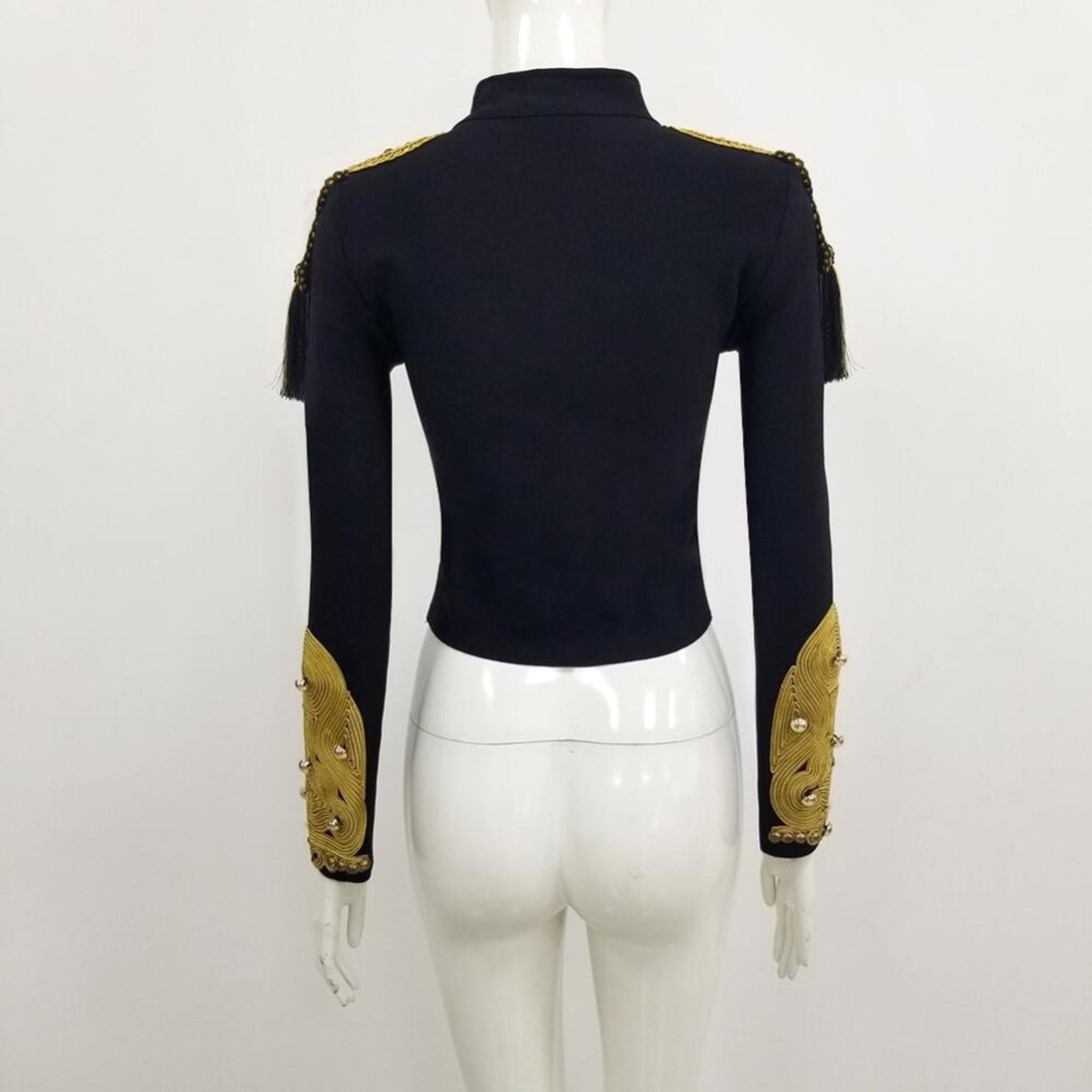 Gold Band Jacket