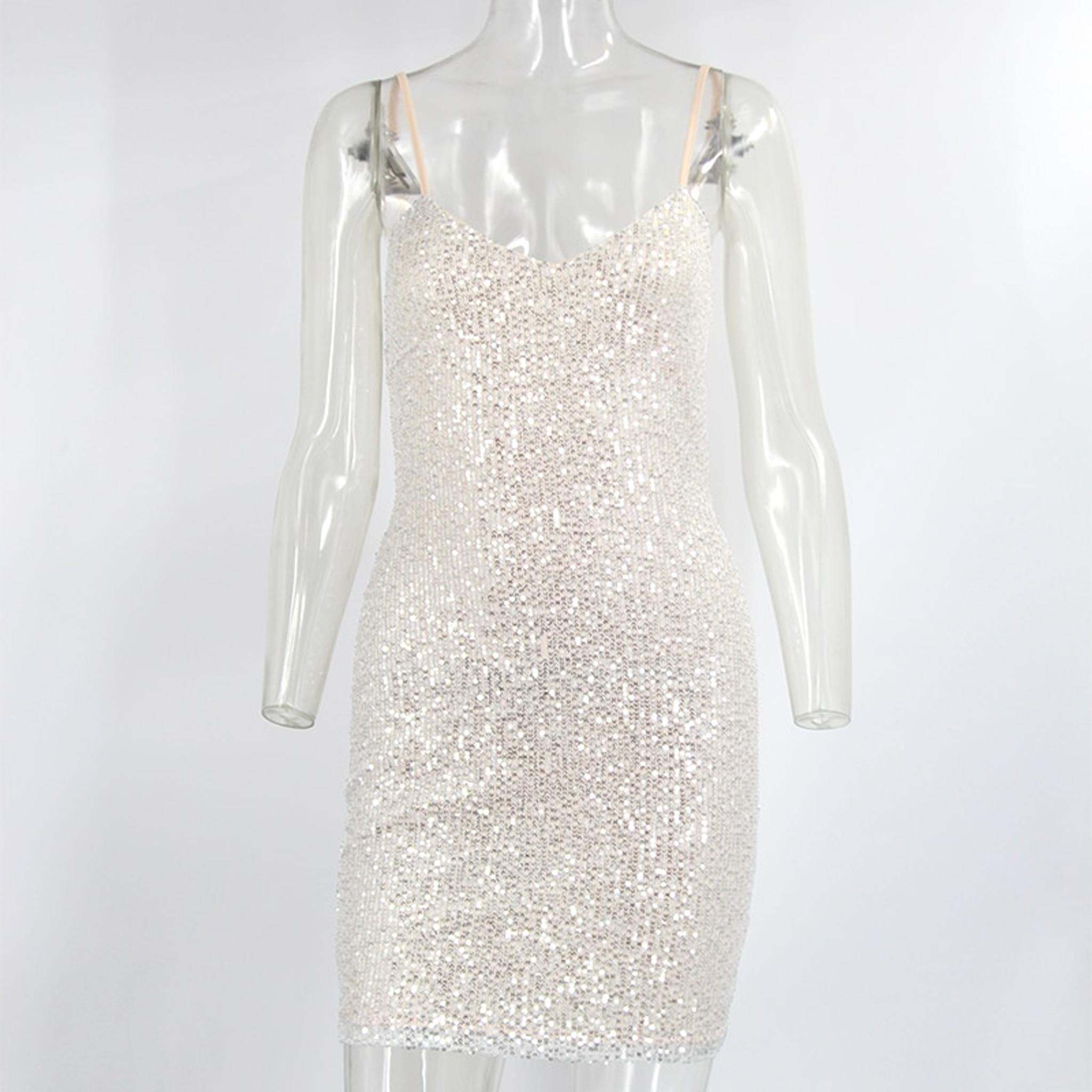Sequin Set Dress