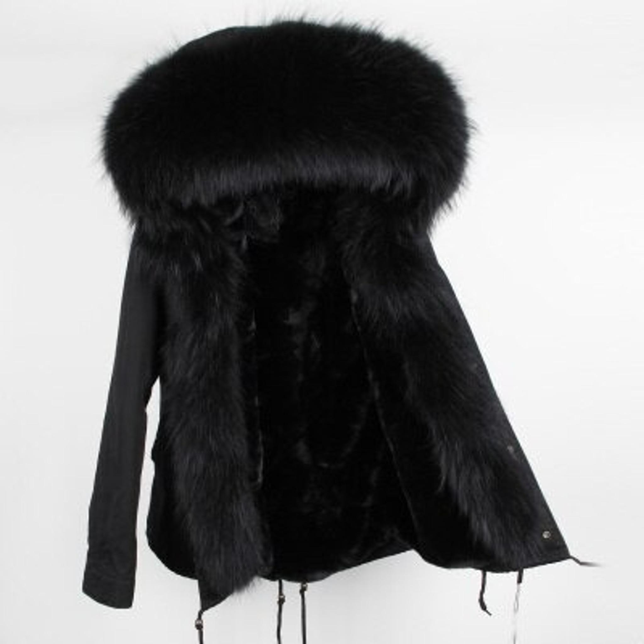 Fur Coat - Multi colors
