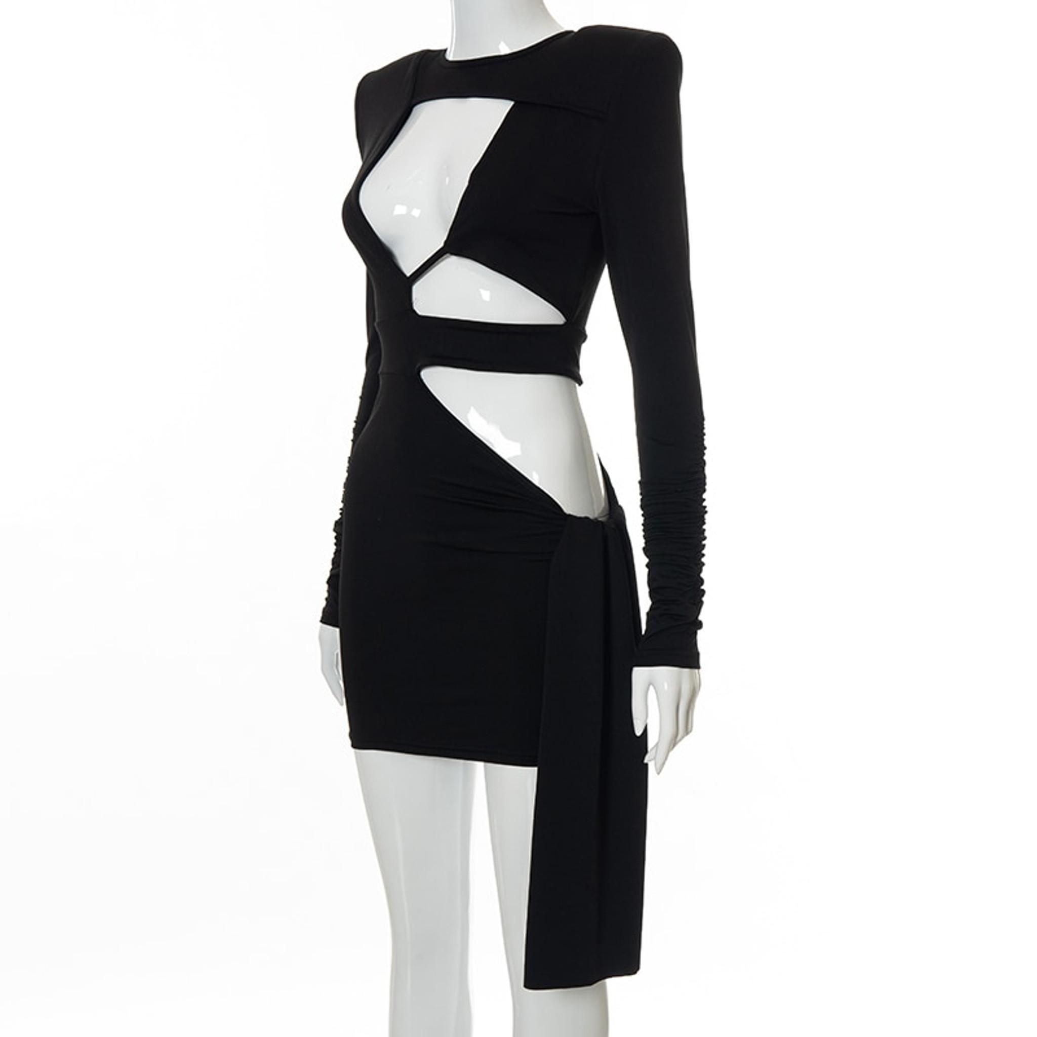 Zaza Cut Dress
