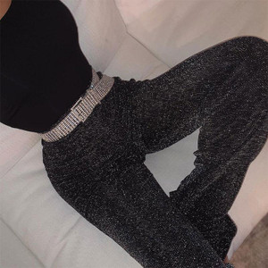 Black Nye Pants