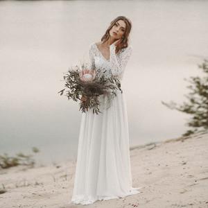 Gia Lace Wedding Dress