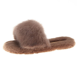 Plush Slippers - Various Colors