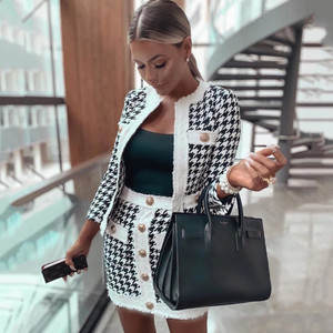 CC Houndstooth Set