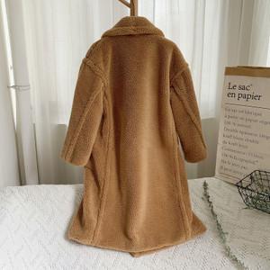 Brown Teddy Coat
