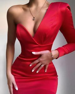 Sweet Satin Dress